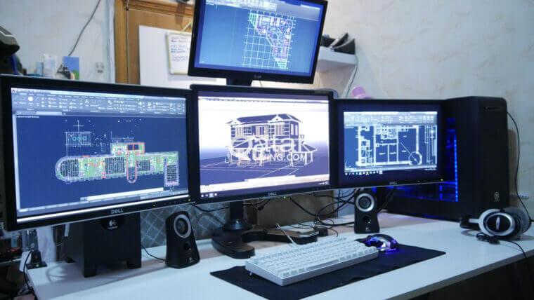 Best Desktop Computer for CAD Design Software Program Work