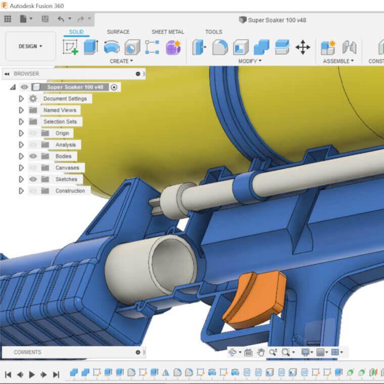 Fusion 360 vs. SolidWorks - Software Comparison