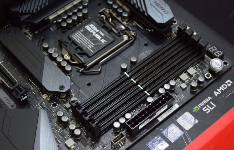 LGA1200 Motherboard solid choice for cad applications