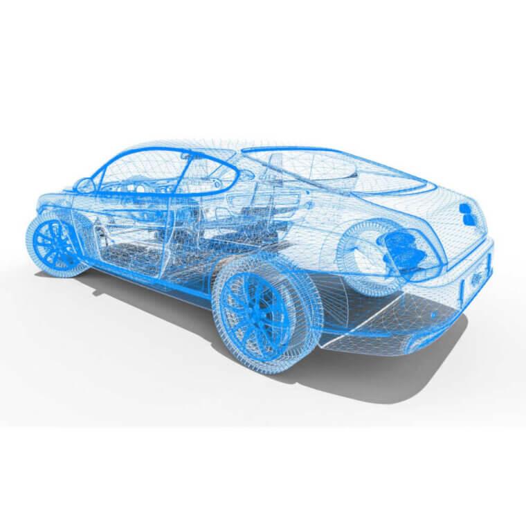 Most Common 3D CAD Design Services